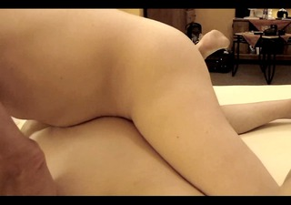 Hairy Amateur Wife - Deep Bush Penetration, Part