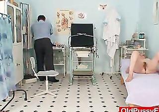 bushy wet crack mother tamara embarrassing doctor