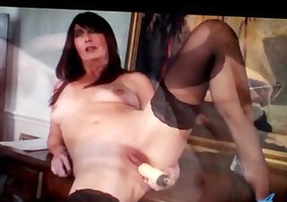 Mature Quivering Orgasm